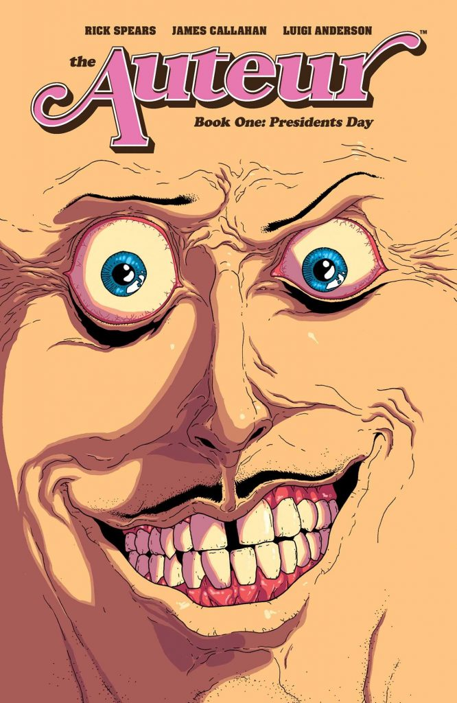 The Auteur Book One: Presidents Day