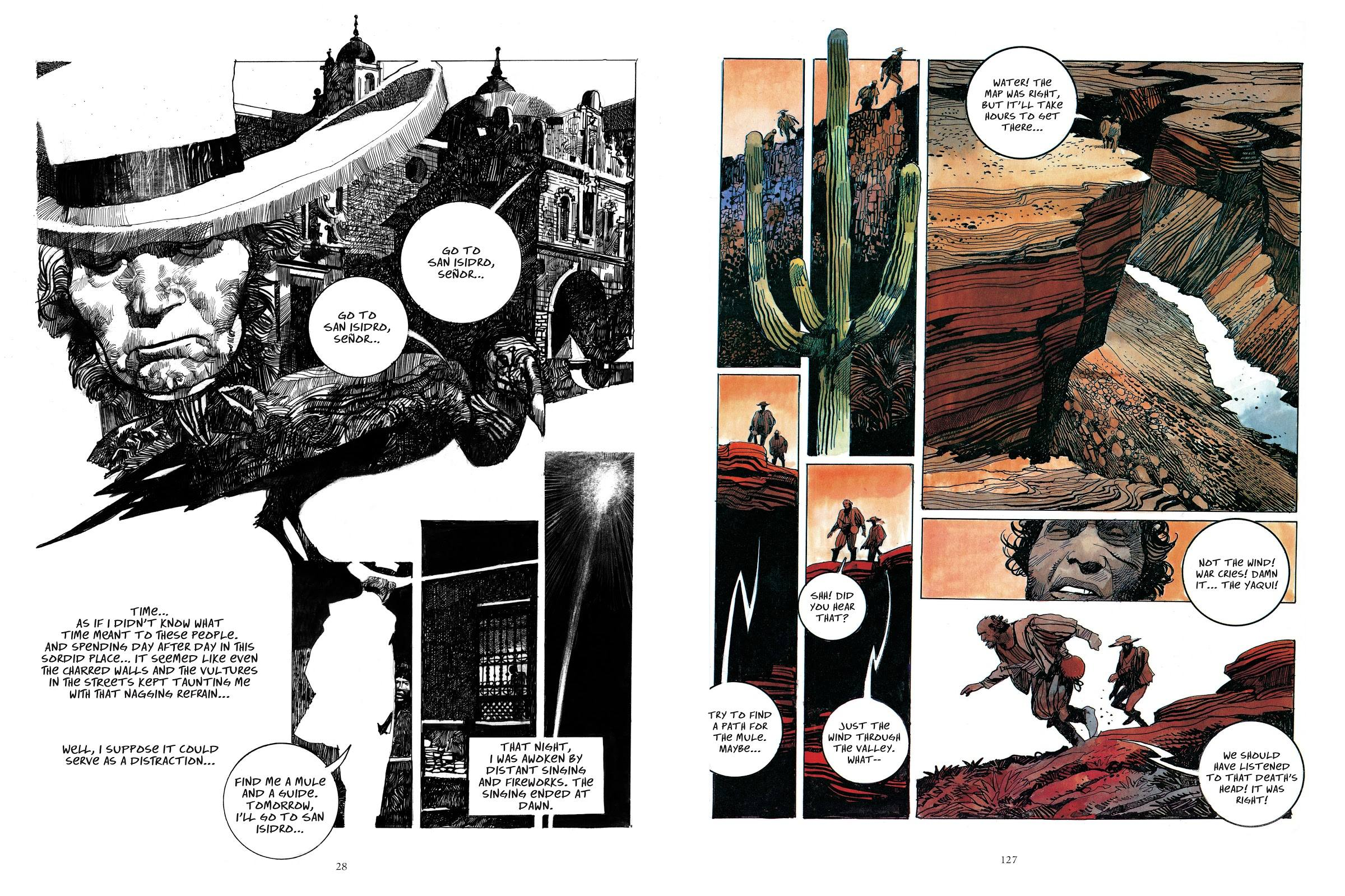 The Collected Toppi Volume Two South America review