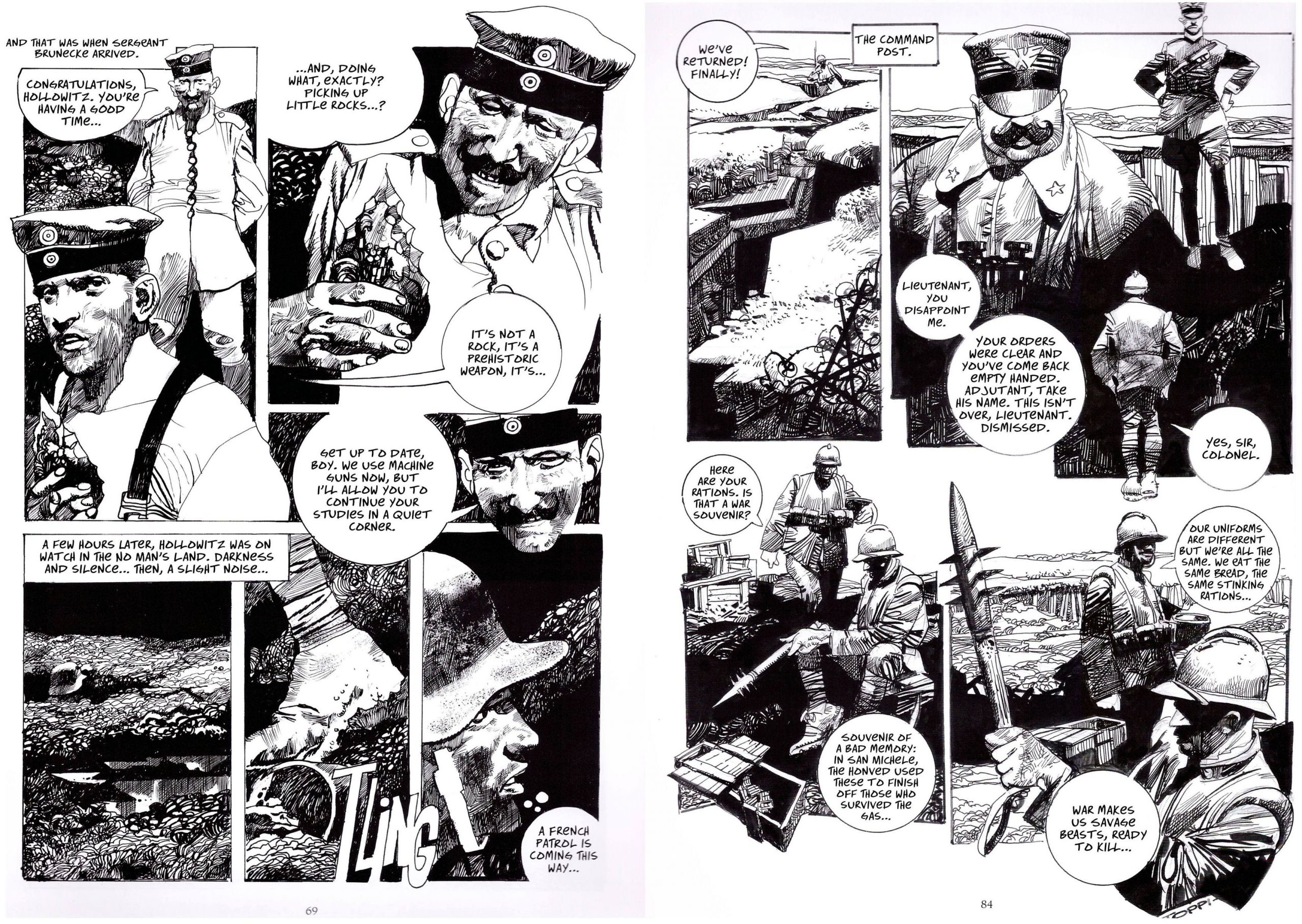 The Collected Toppi Volume Five The Eastern Path review
