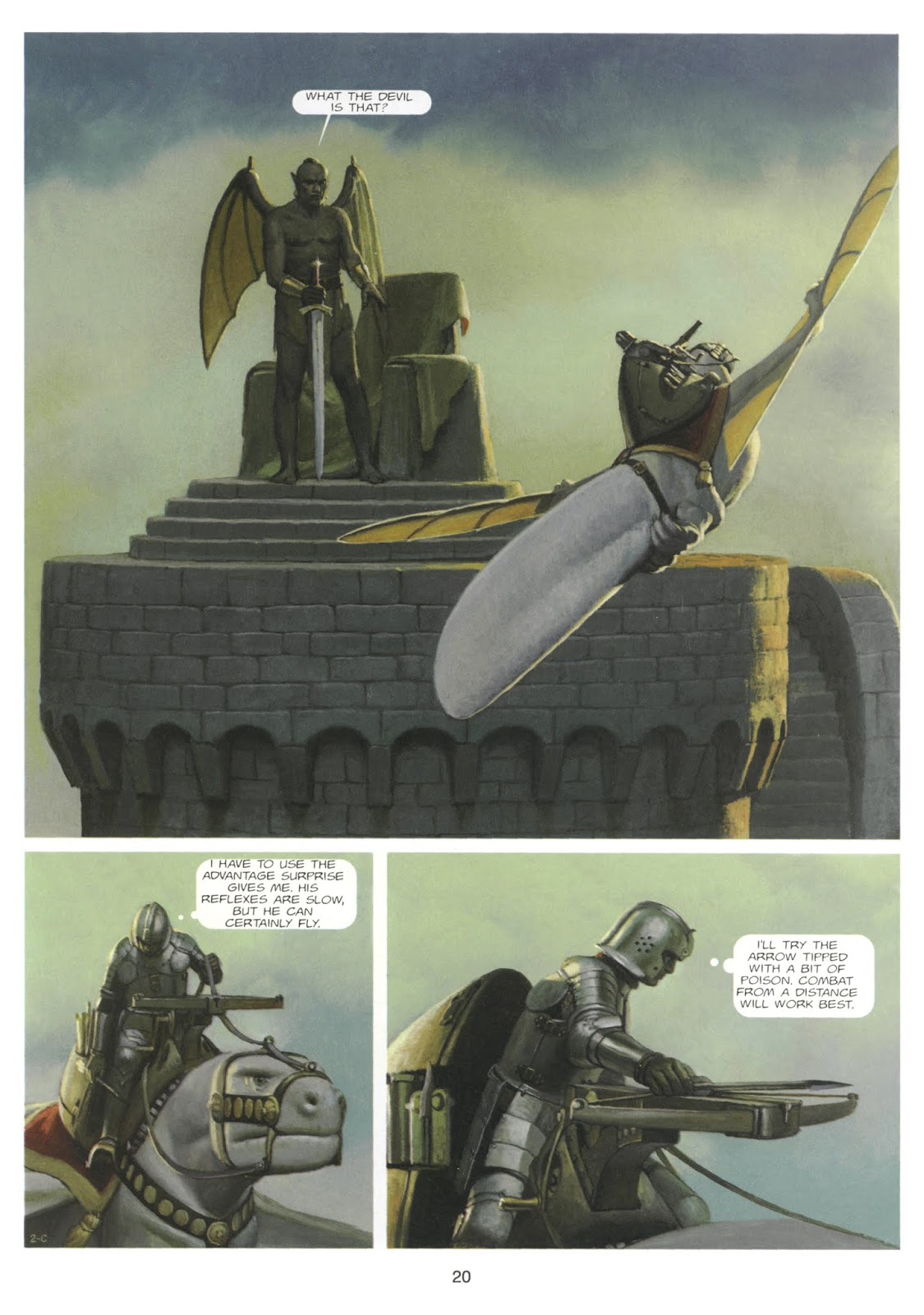 The Mercenary Giants review