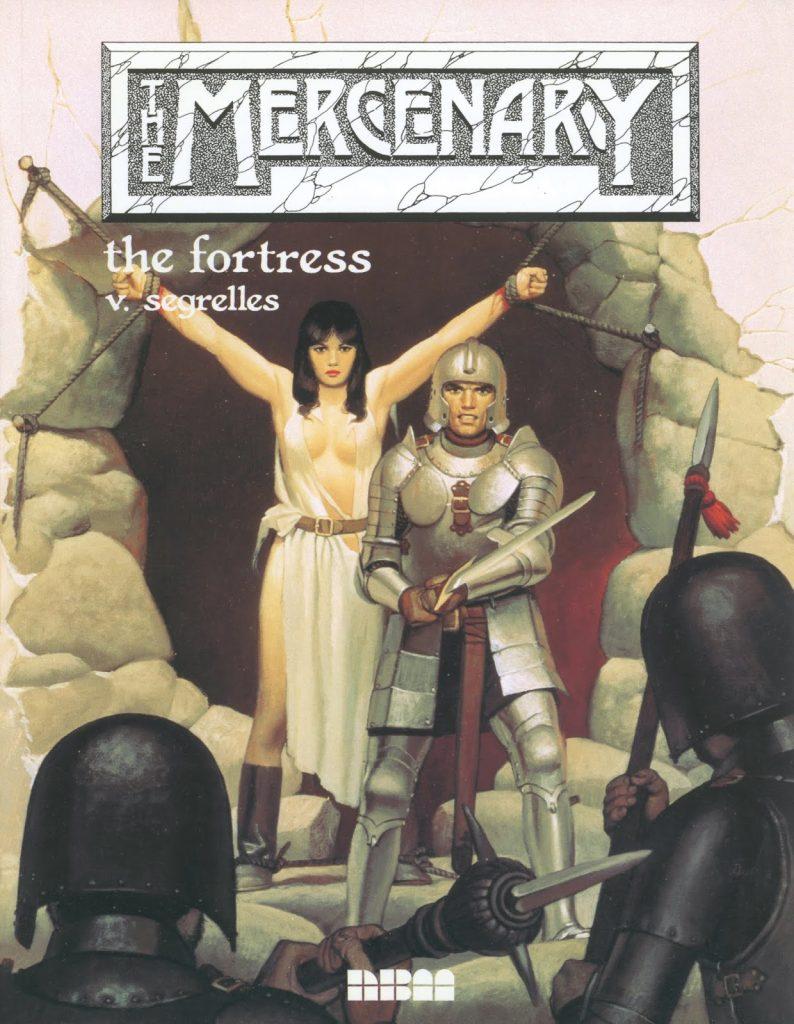 The Mercenary: The Fortress
