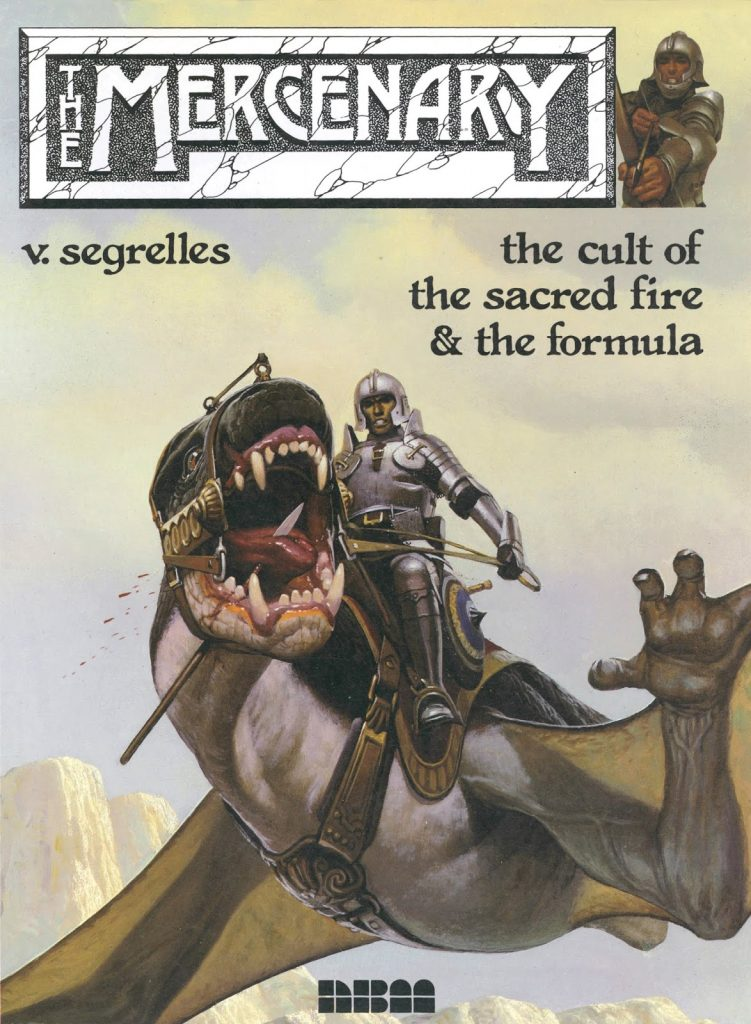 The Mercenary 1: The Cult of Sacred Fire and The Formula