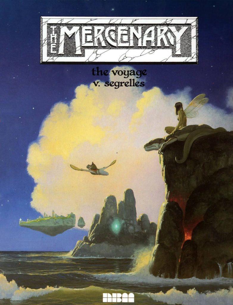 The Mercenary: The Voyage