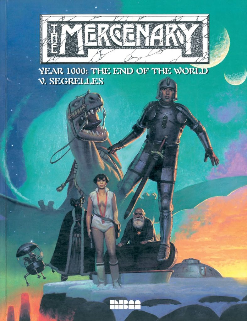 The Mercenary: Year 1000 – The End of the World