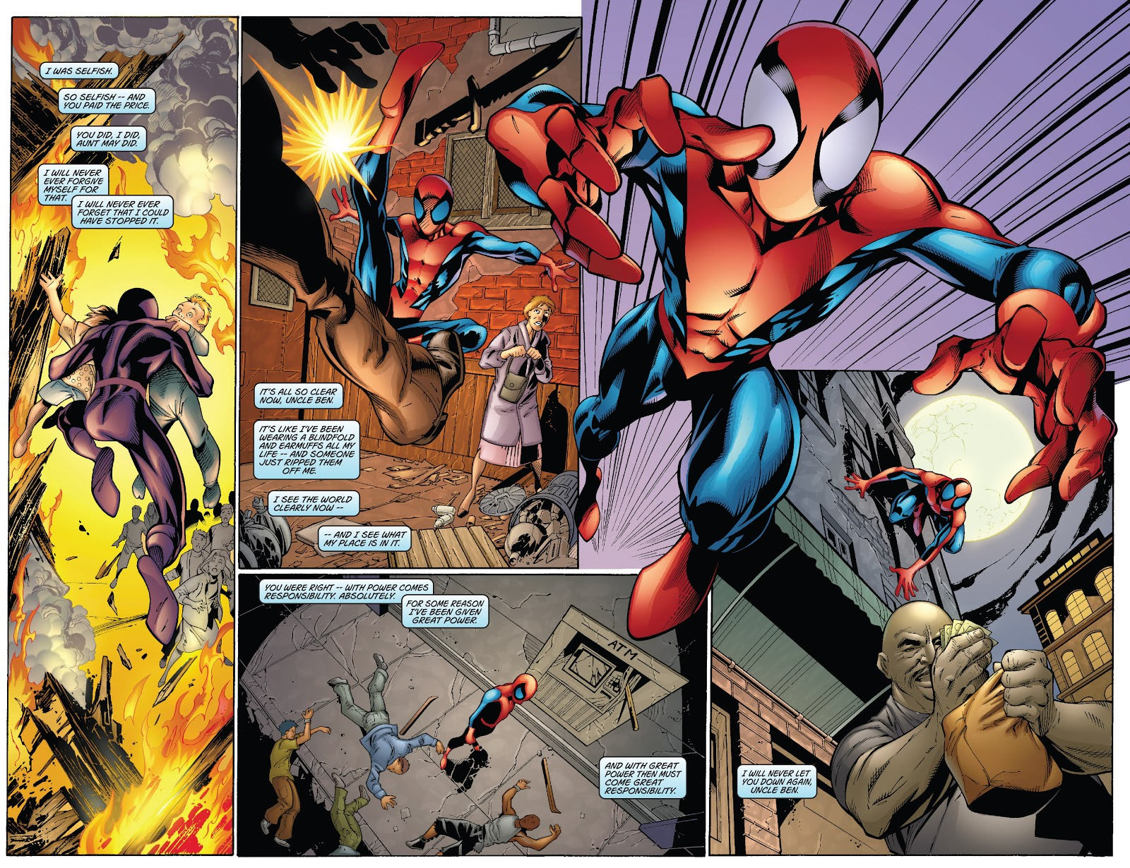Ultimate Spider-Man Ultimate Collection Vol 1 review
