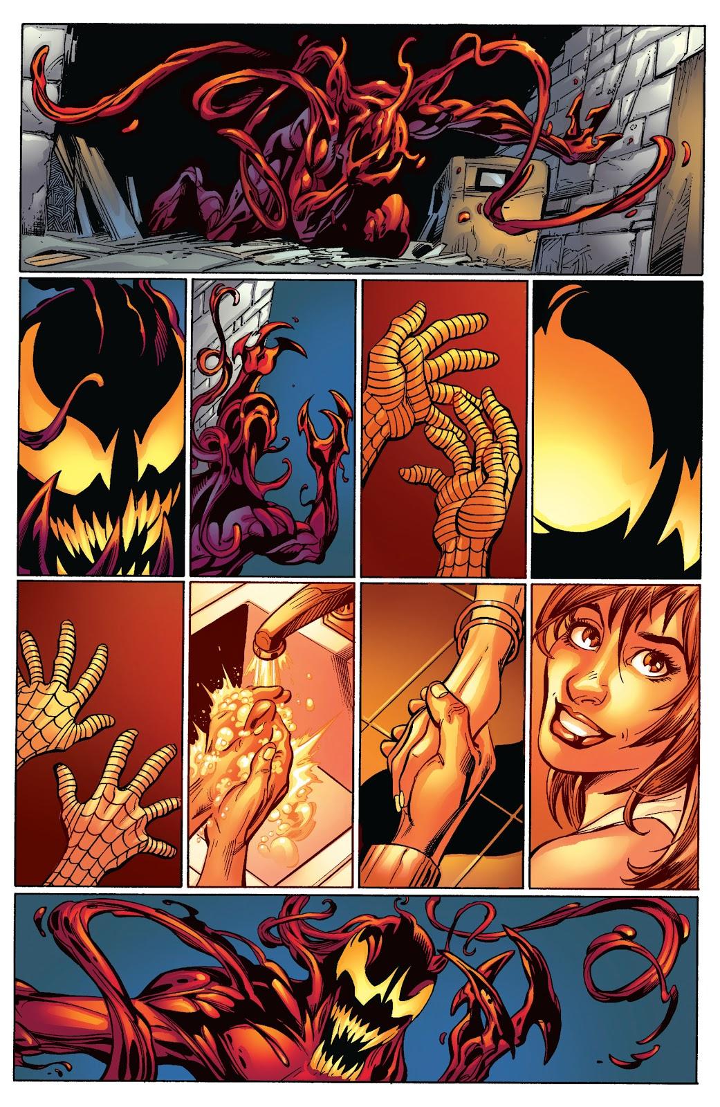 Ultimate Spider-Man Vol 11 Carnage