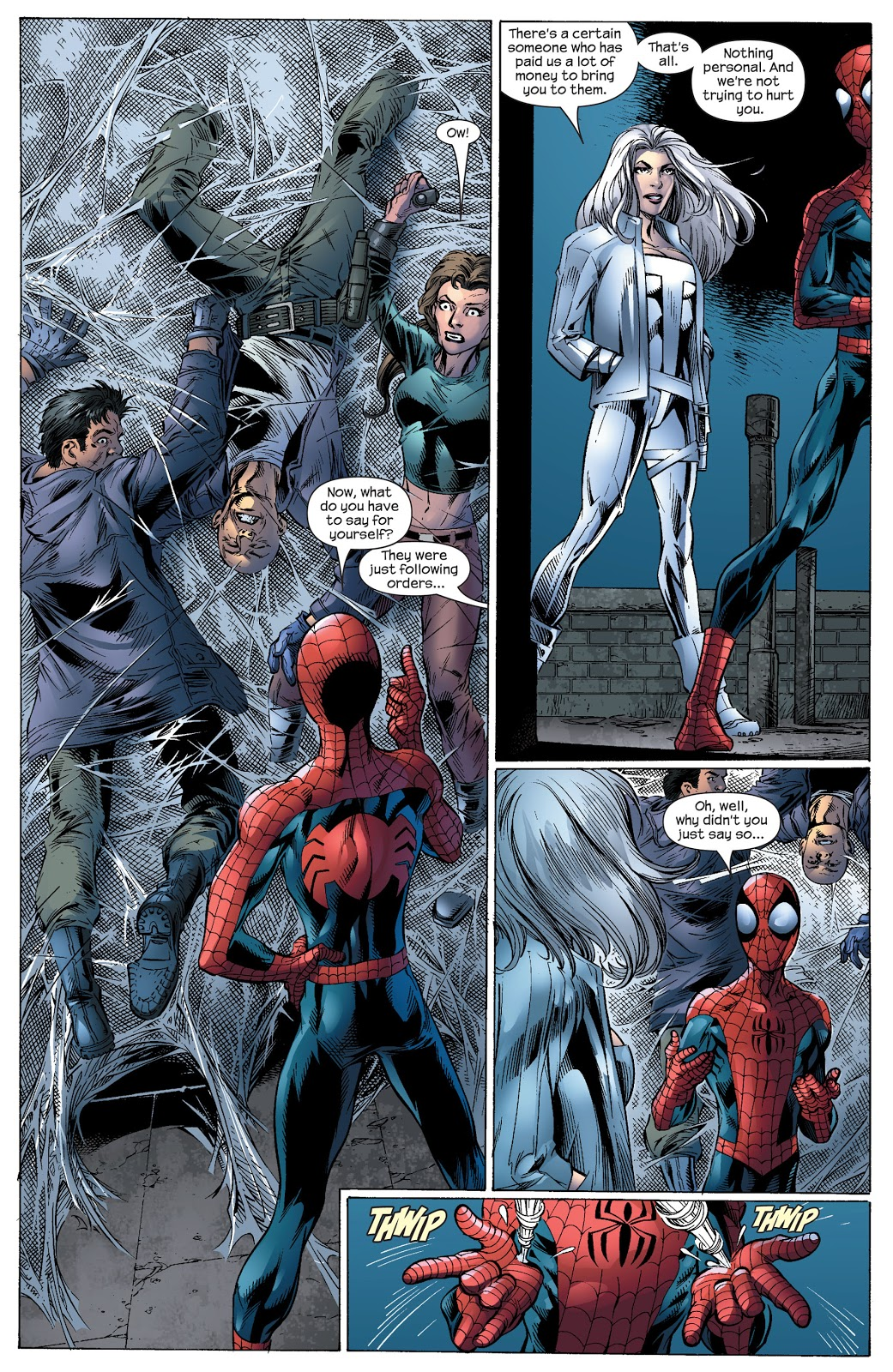 Ultimate Spider-Man Vol 15 Silver Sable review
