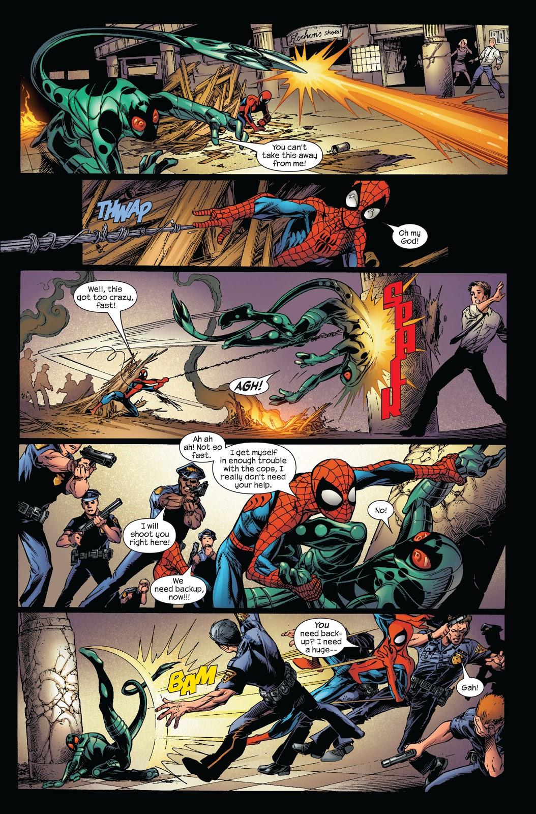 Ultimate Spider-Man V17 Clone Saga review