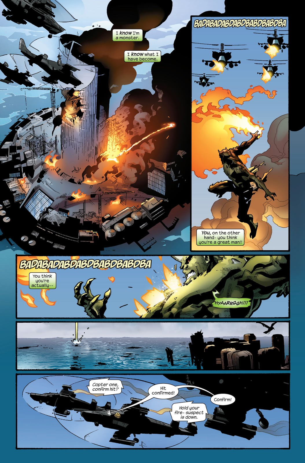 Ultimate Spider-Man V19 Death of a Goblin review