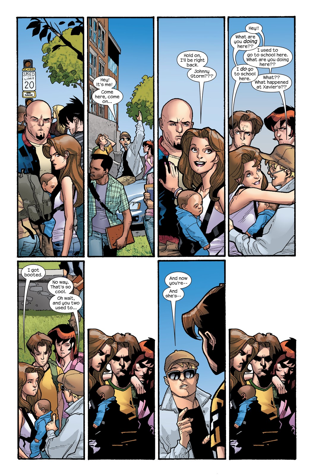 Ultimate Spider-Man V20 Amazing Friends review