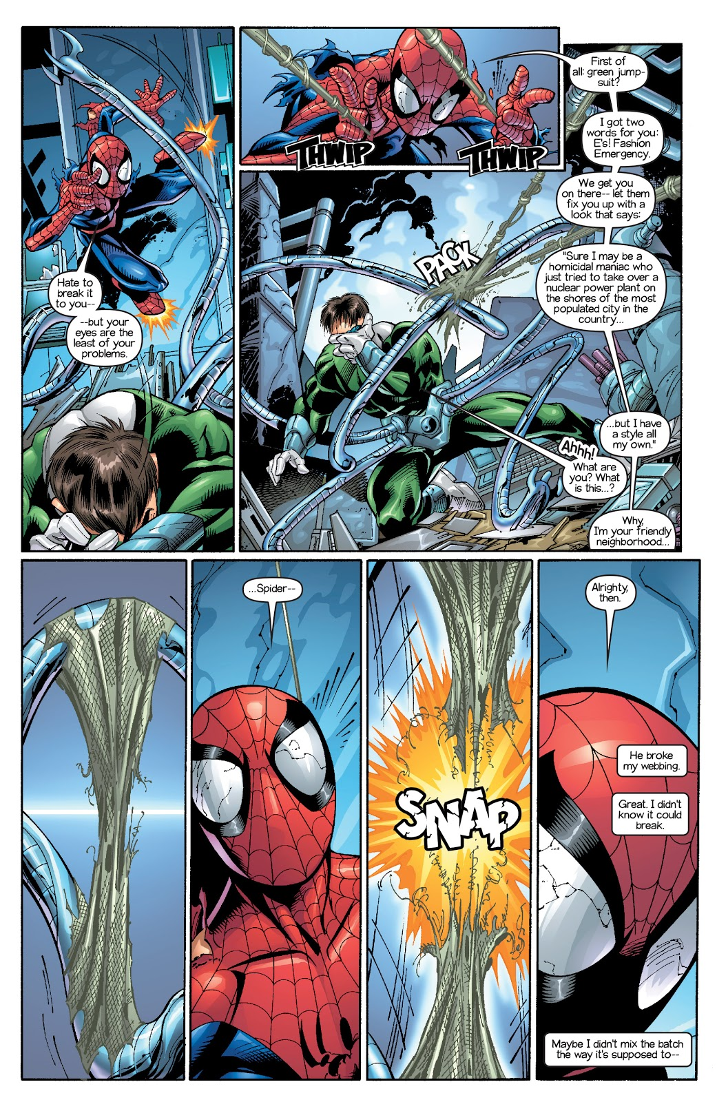 Ultimate Spider-Man Vol 3 Double Trouble review