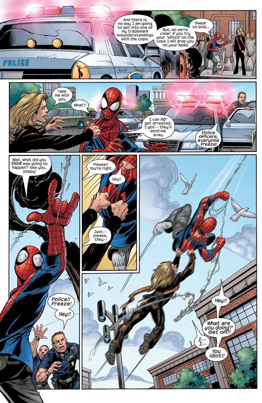 Ultimate Spider-Man Vol 7 Irresponsible review