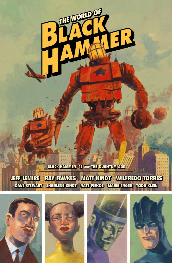 The World of Black Hammer Library Edition 2