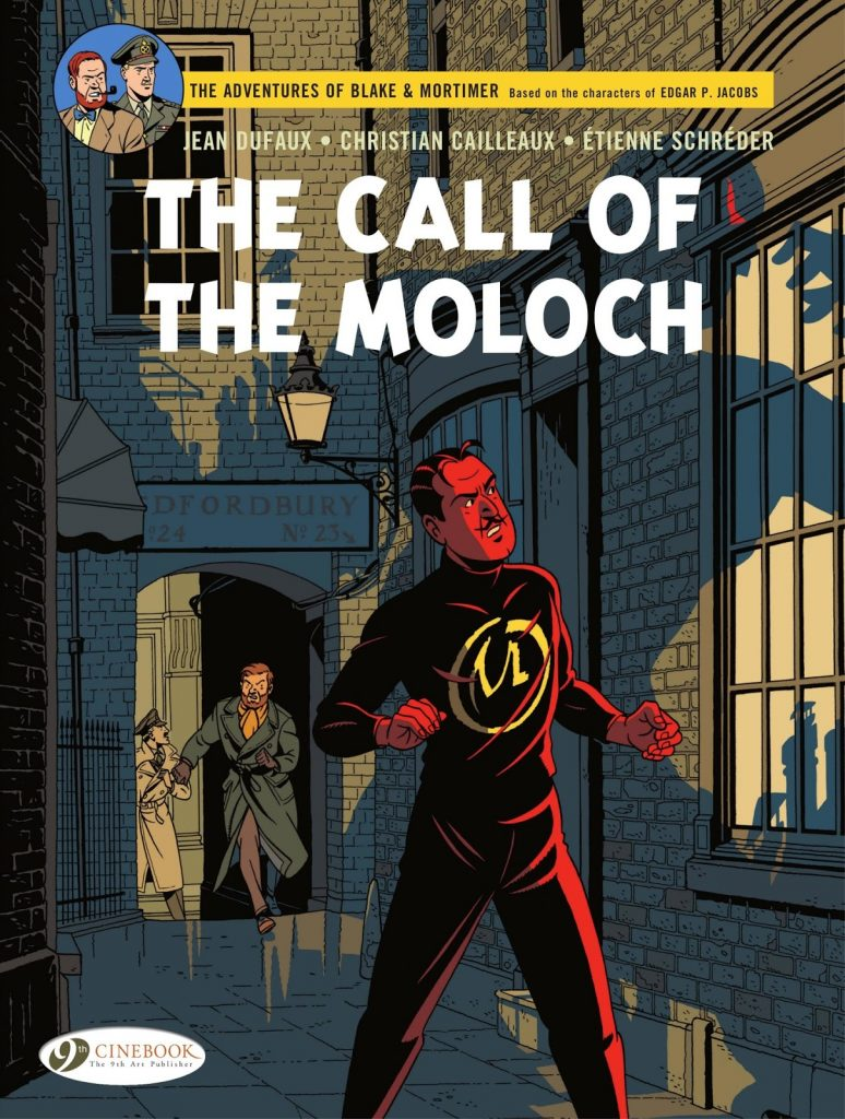 The Adventures of Blake & Mortimer: The Call of the Moloch