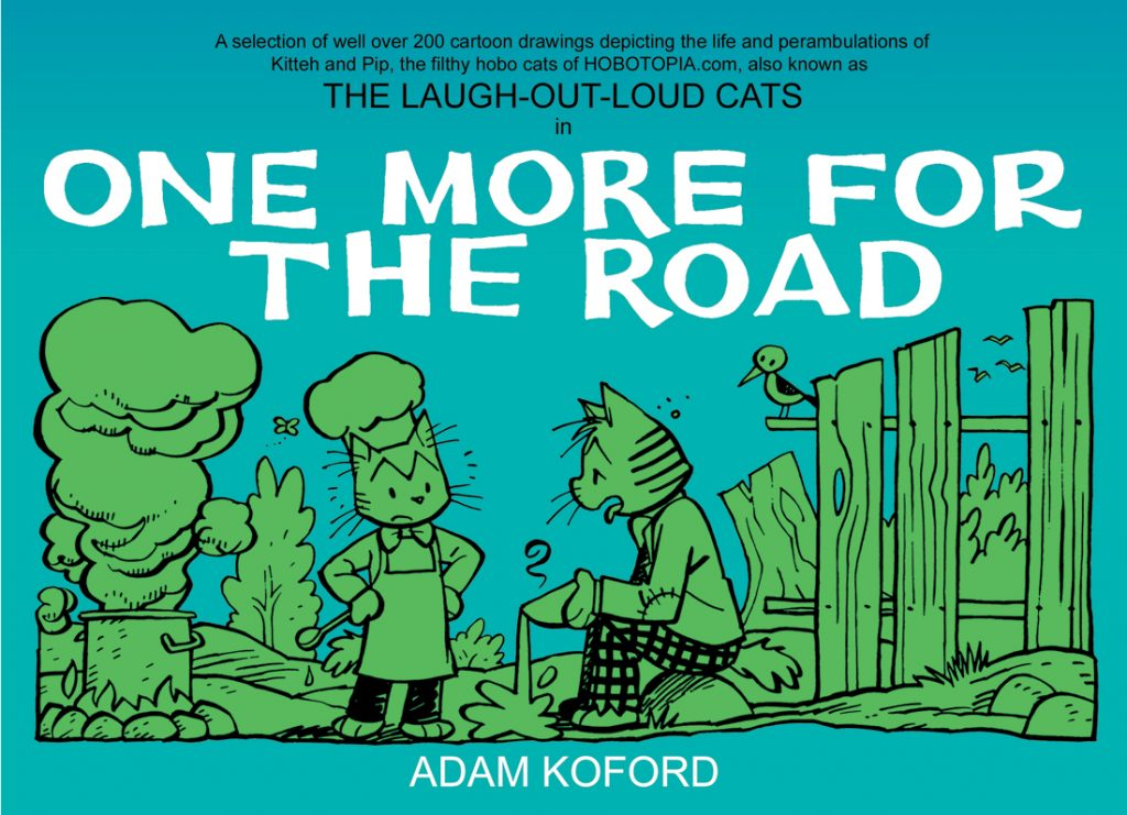 The Laugh-Out-Loud Cats in One More for the Road