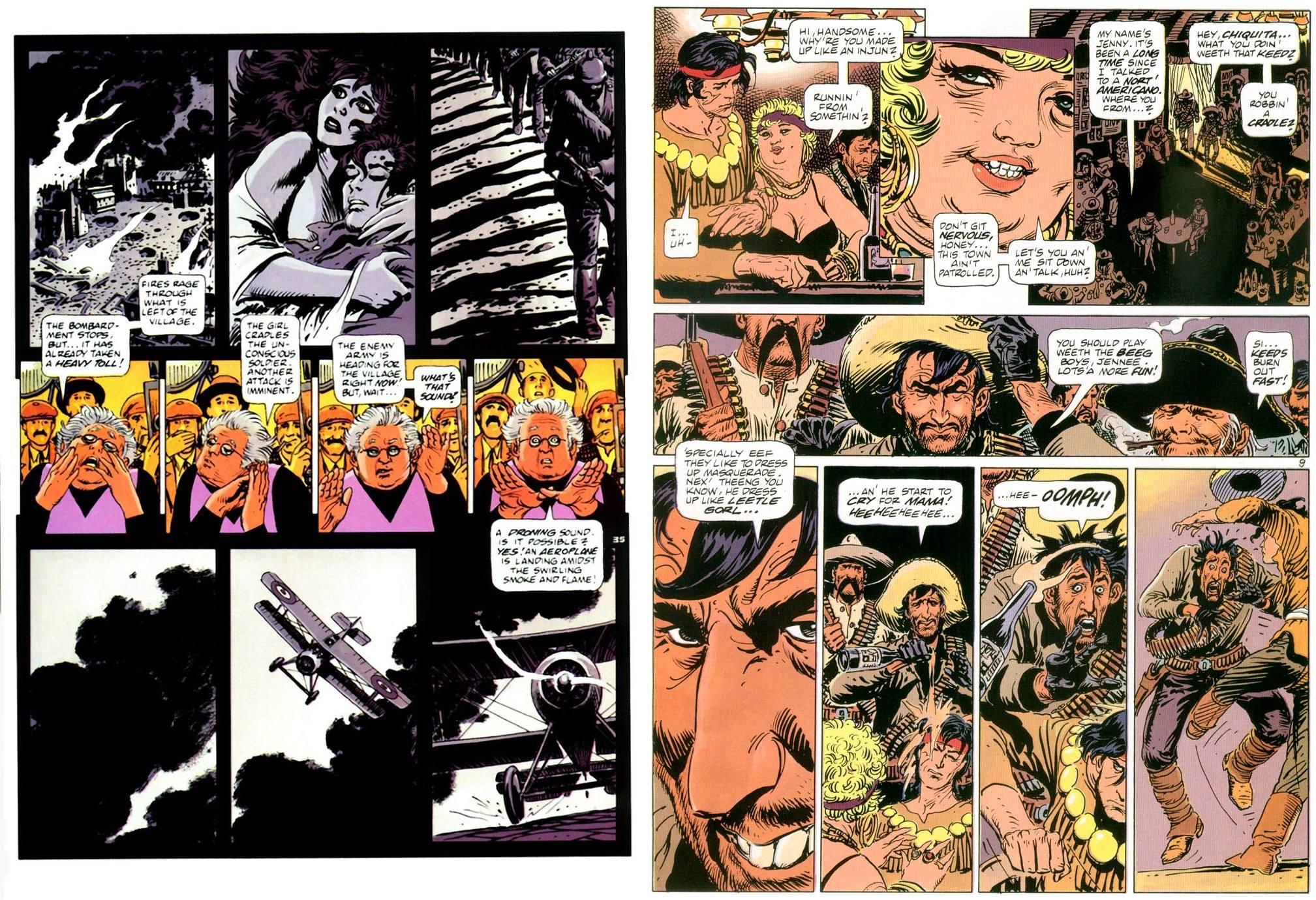 Abraham Stone graphic novel review