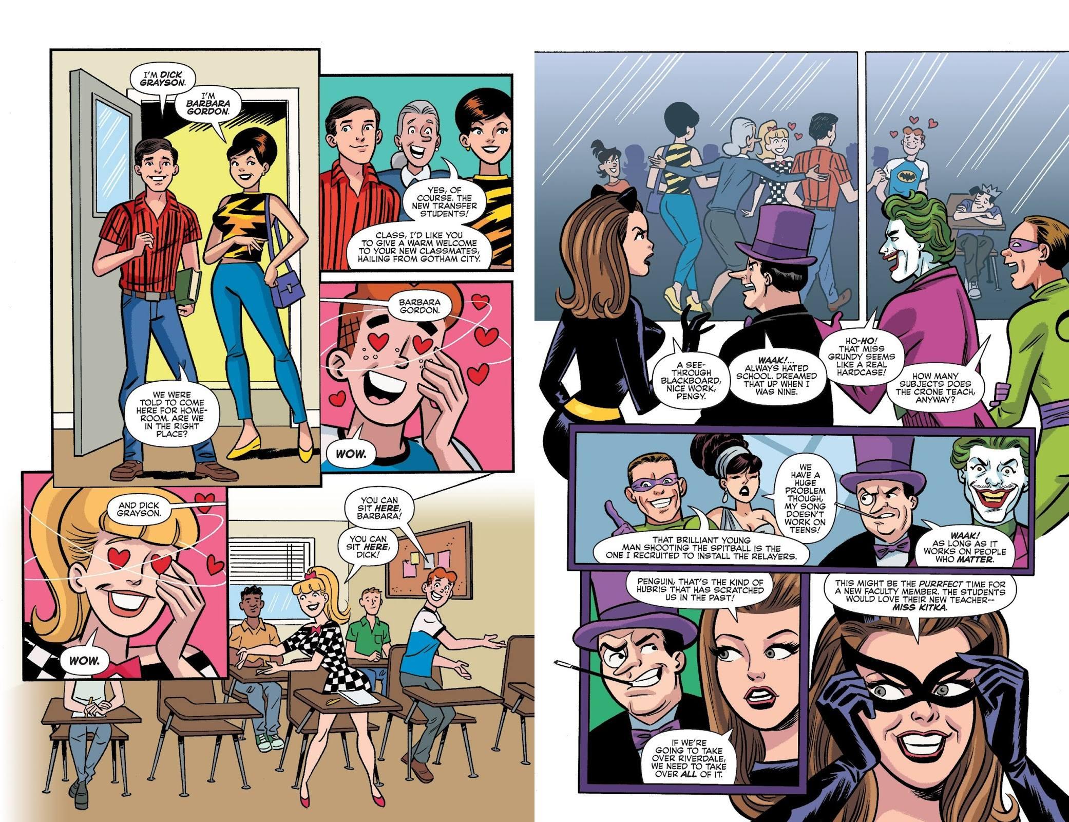 Archie Meets Batman '66 review