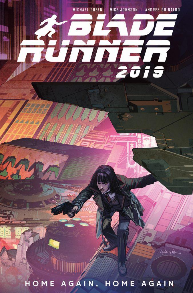 Blade Runner 2019: Home Again, Home Again