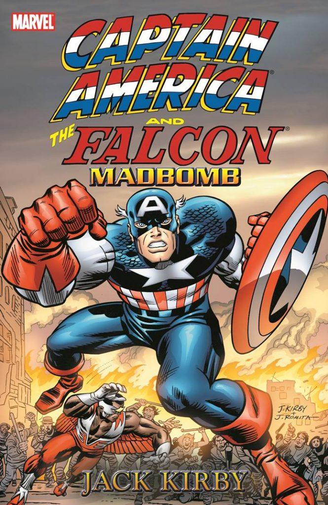 Captain America and the Falcon: Madbomb