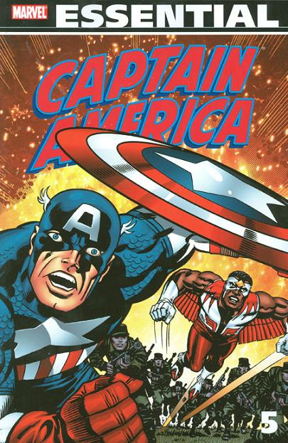 Essential Captain America Vol. 5