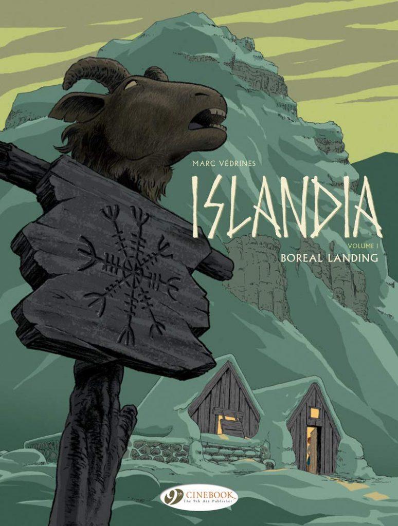 Islandia Volume 1: Boreal Landing