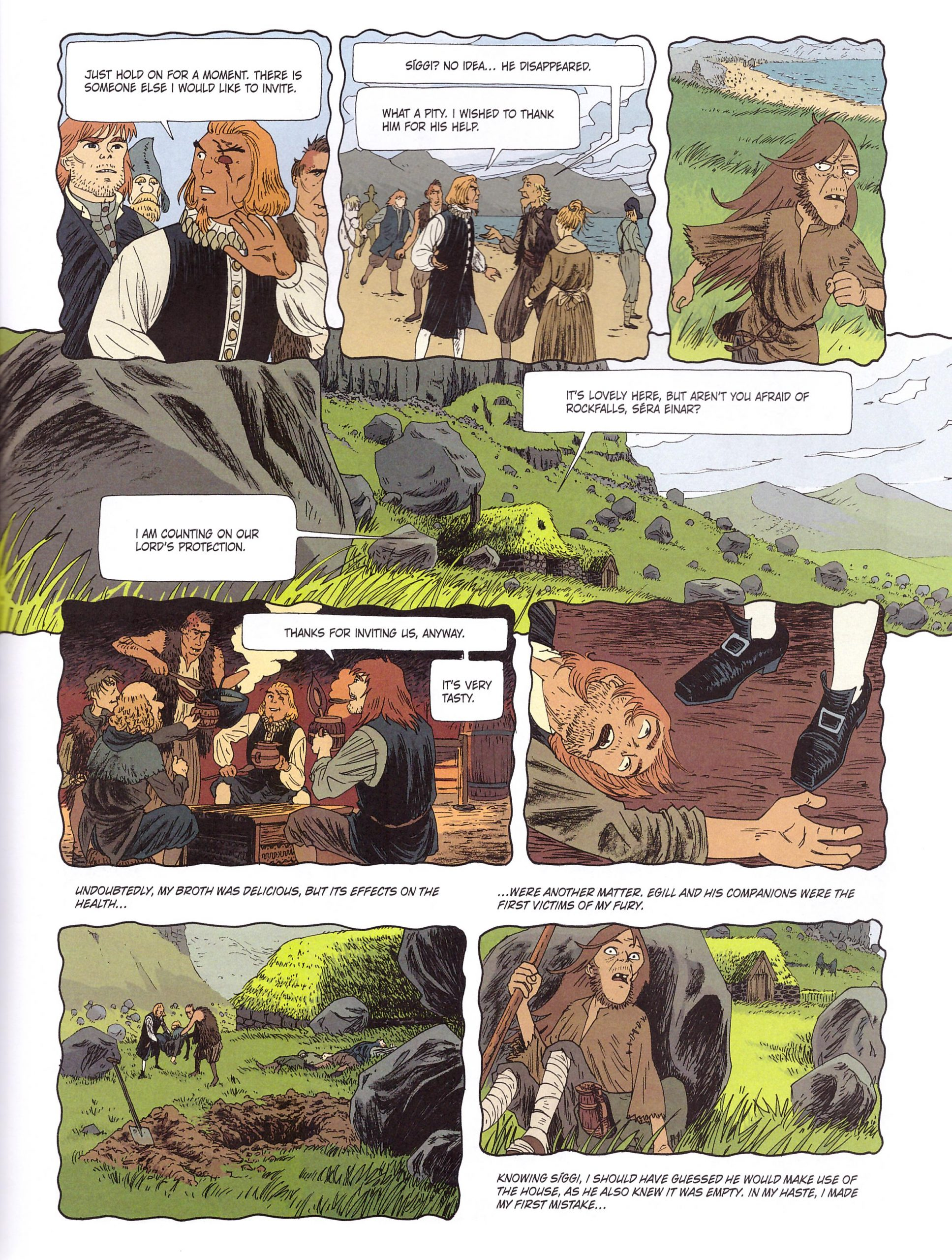 Islandia V3 The Legacy of the Sorcerer review