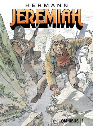Jeremiah Omnibus 1