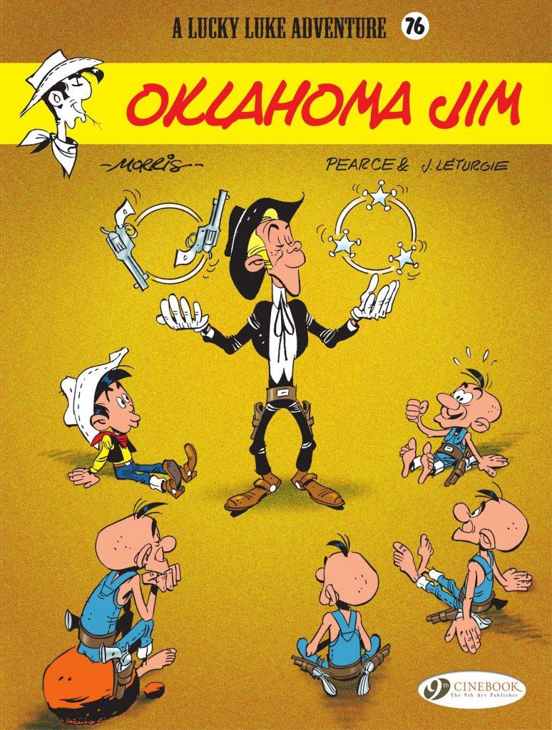 Lucky Luke: Oklahoma Jim
