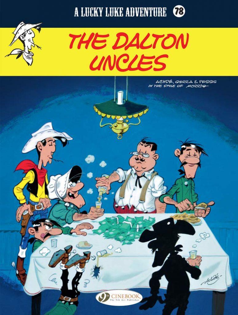 Lucky Luke: The Dalton Uncles