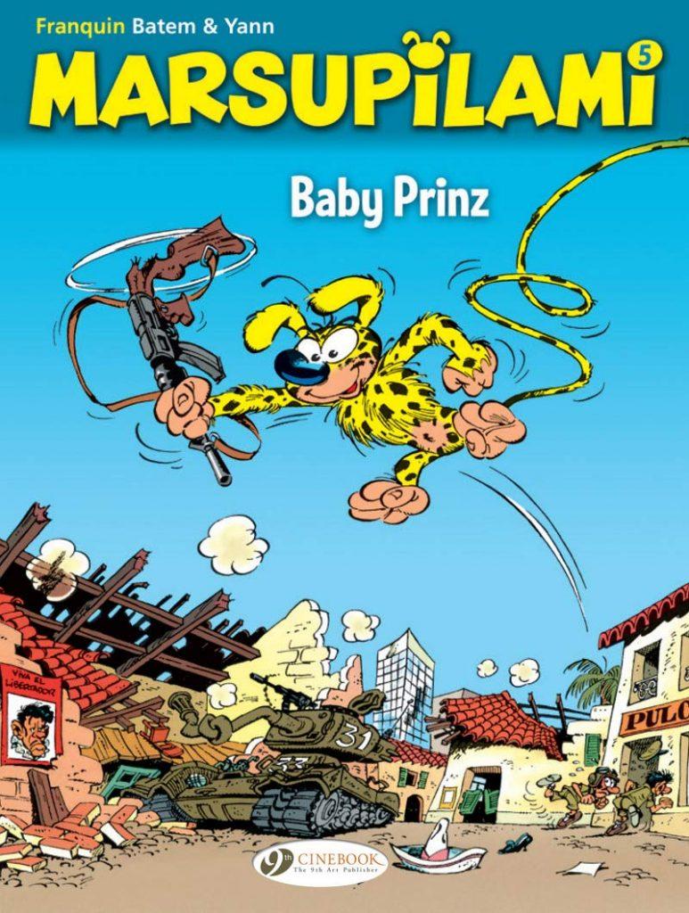 Marsupilami 5: Baby Prinz