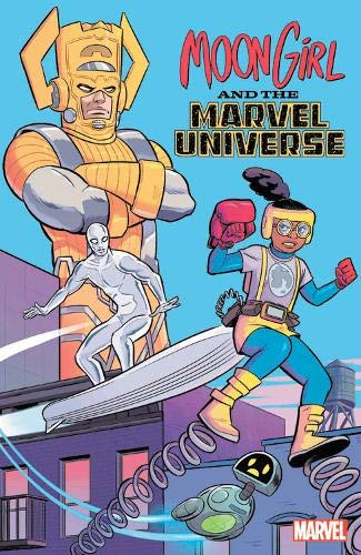 Moon Girl and the Marvel Universe