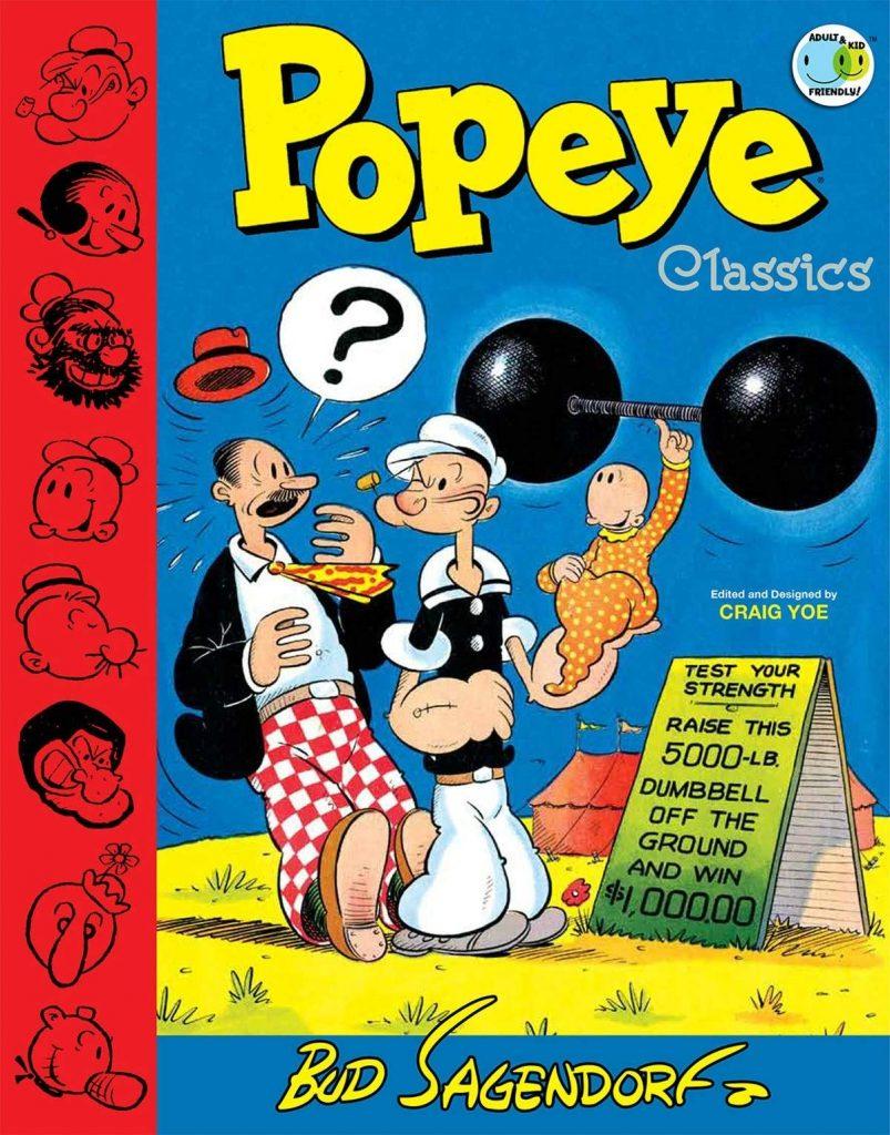 Popeye Classics Volume One