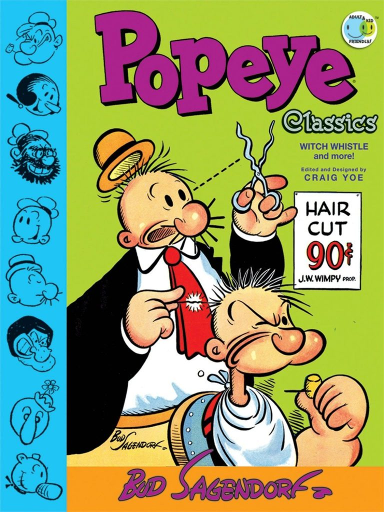 Popeye Classics Volume Three: Witch Whistle and More