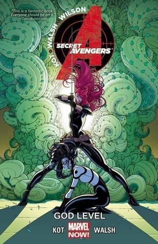 Secret Avengers: God Level