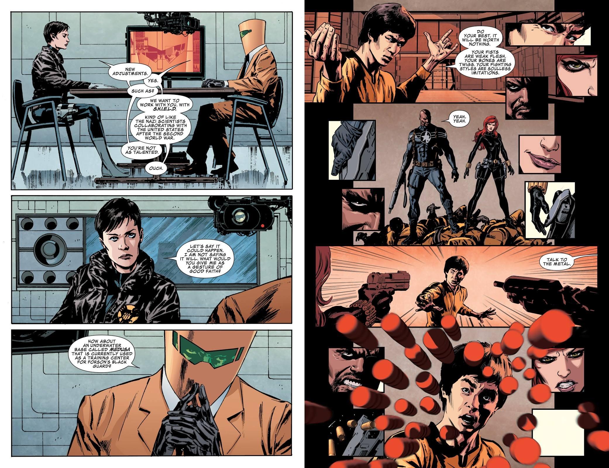 Secret Avengers How to Maim a Mockingbird review