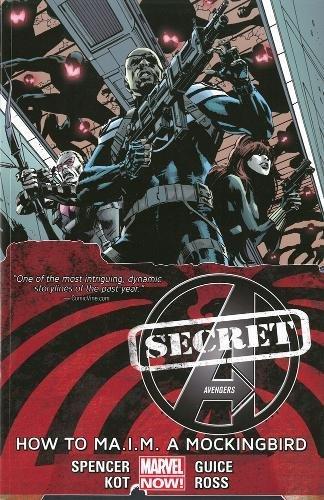 Secret Avengers: How to MA.I.M. a Mockingbird