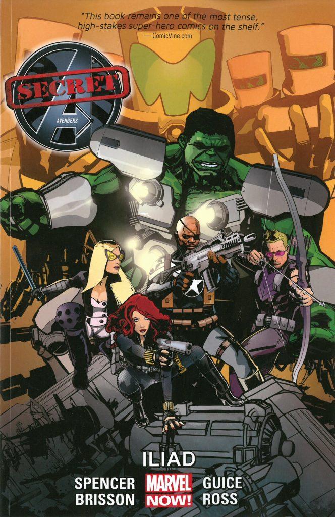 Secret Avengers: Iliad