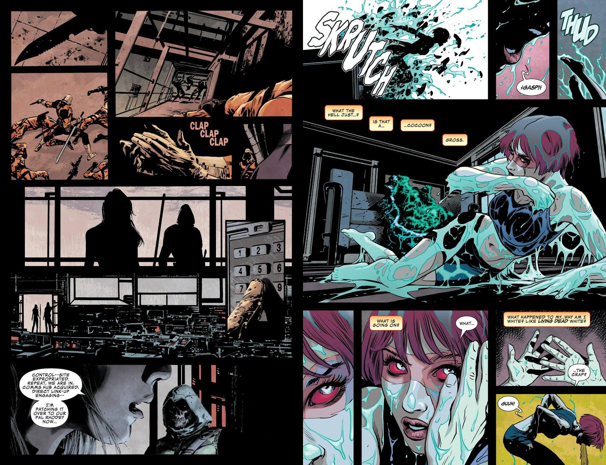 Secret Avengers Iliad review