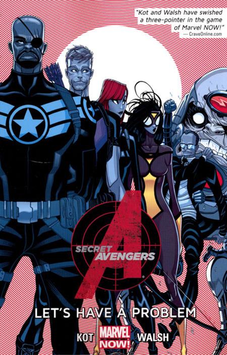 Secret Avengers: Let's Have a Problem