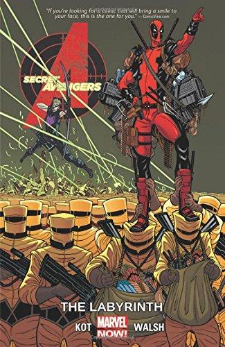 Secret Avengers: The Labyrinth