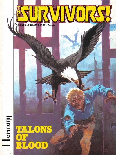 The Survivors Volume One: Talons of Blood