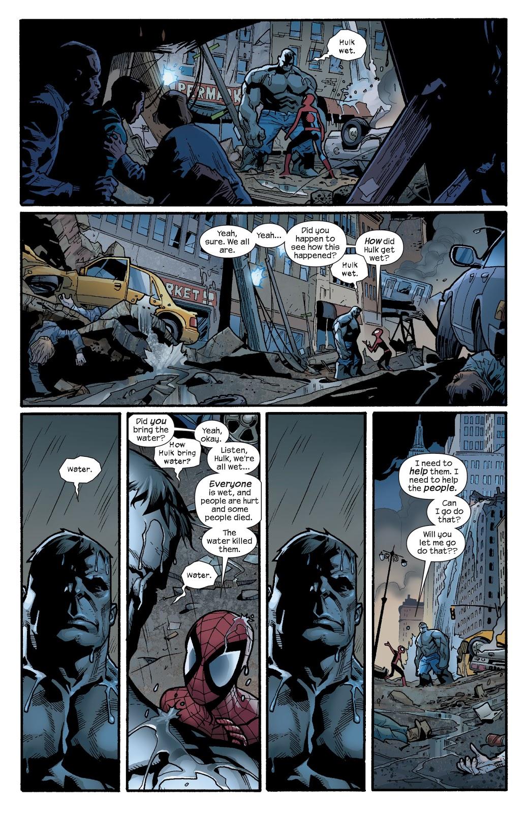 Ultimate Spider-Man Vol 22 Ultimatum review