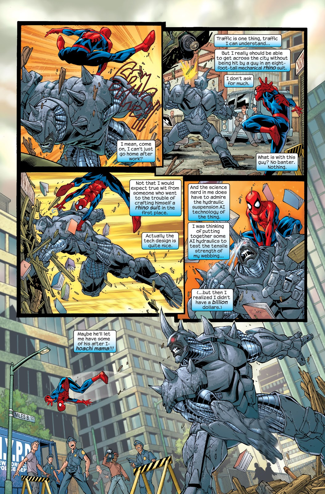 Ultimate Spider-Man Vol. 8 review