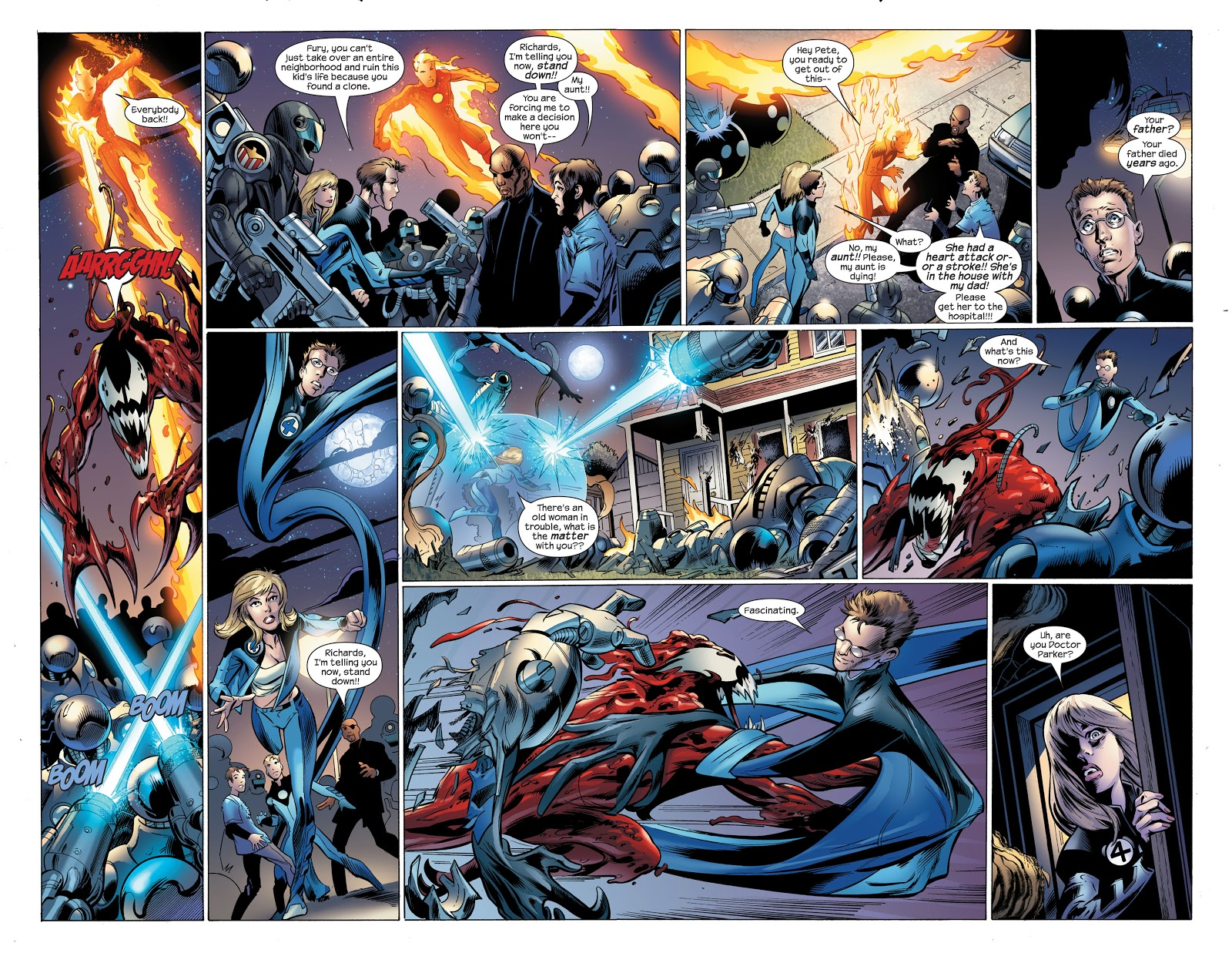 Ultimate Spider-Man Vol. 9 review