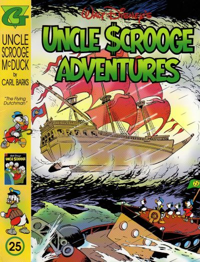 Uncle Scrooge Adventures by Carl Barks in Color 25