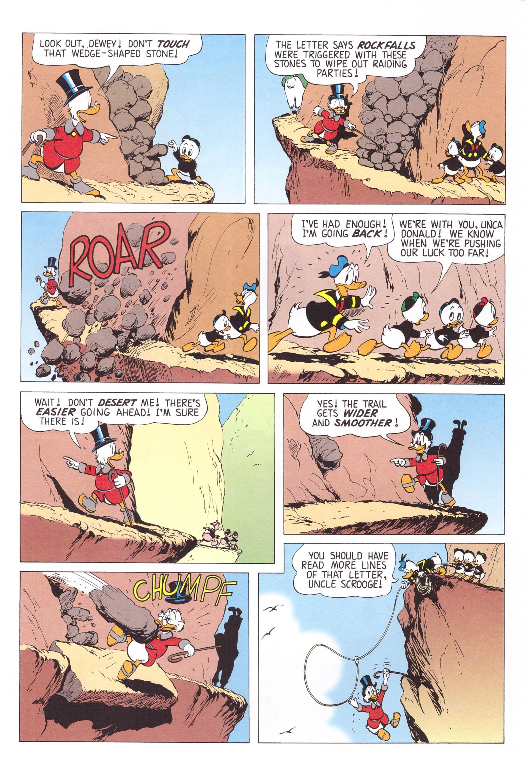 Uncle Scrooge Adventures by Carl Barks in Color 26 review