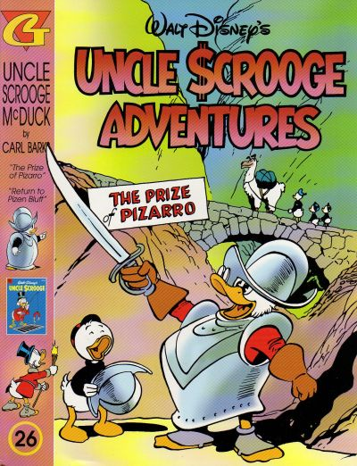 Uncle Scrooge Adventures by Carl Barks in Color 26