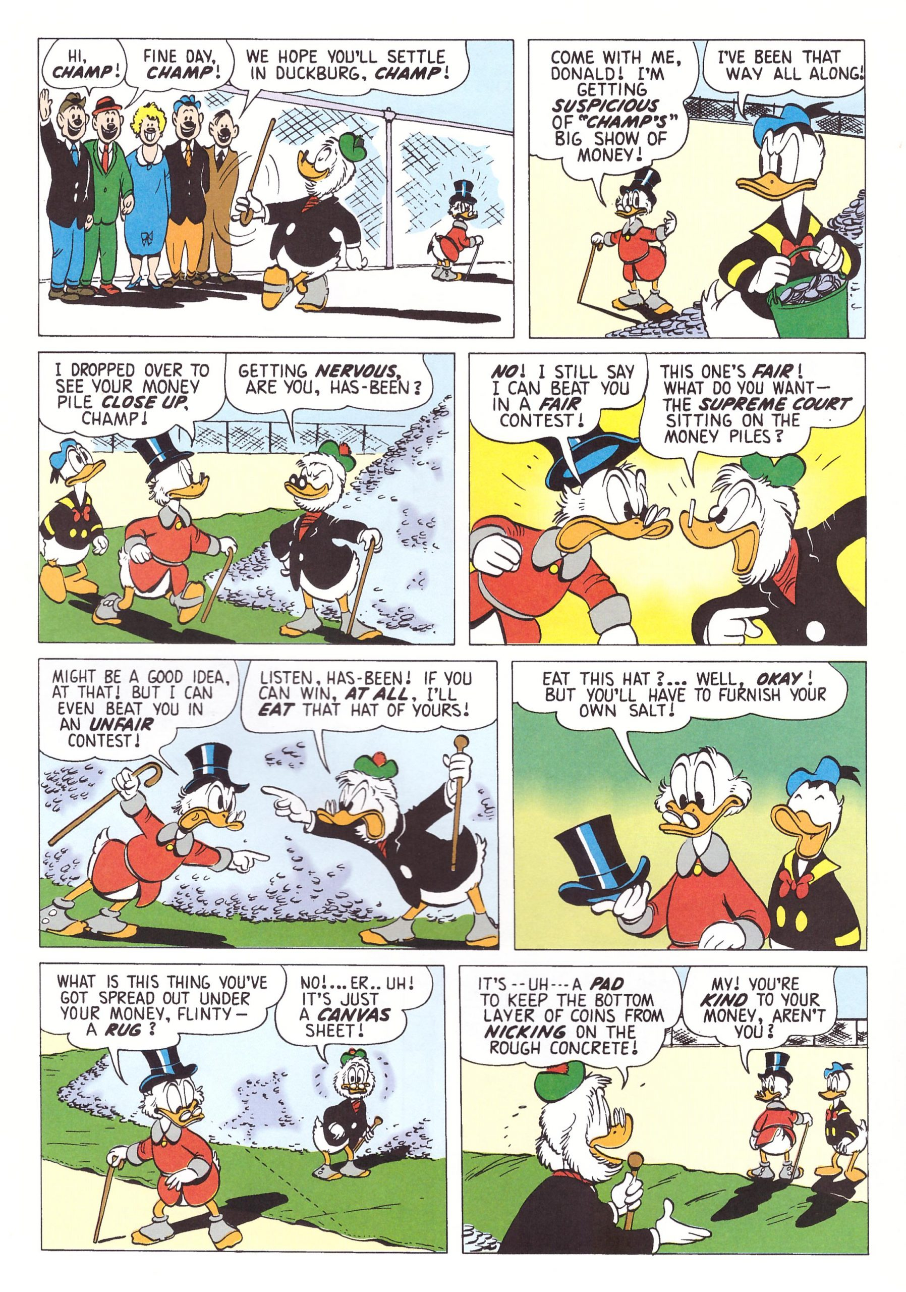 Uncle Scrooge Adventures by Carl Barks in Color 27 review