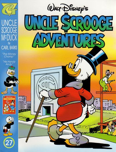Uncle Scrooge Adventures by Carl Barks in Color 27