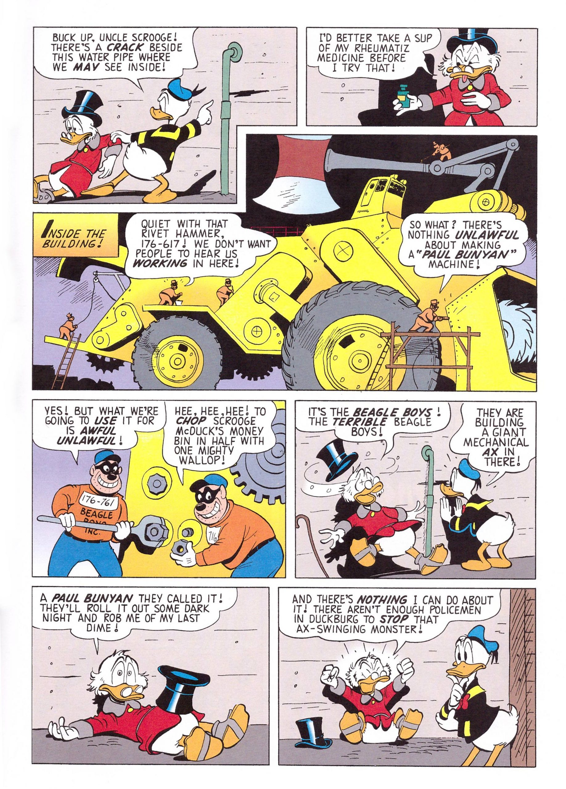 Uncle Scrooge Adventures by Carl Barks in Color 28 review